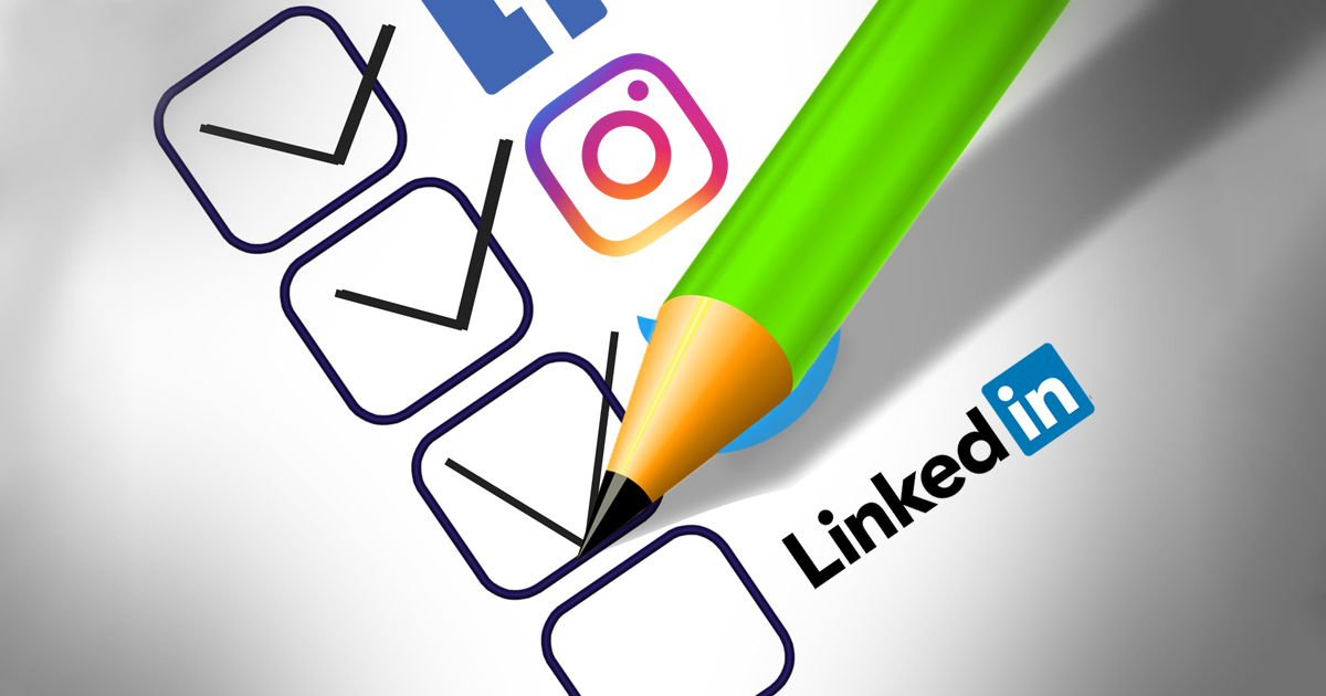 Social Network Checklist