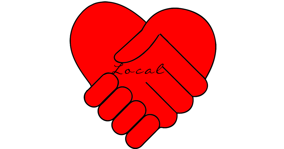Love Local Help Local